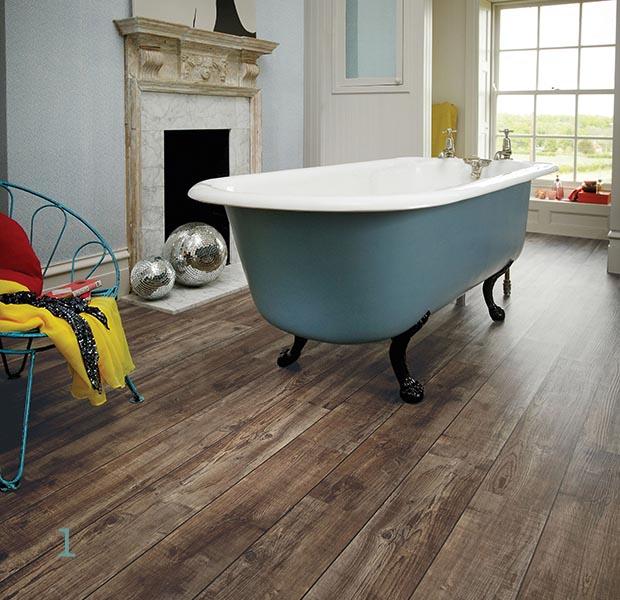 Karndean Designflooring Knight Tile KP103 Mid Worn Oak