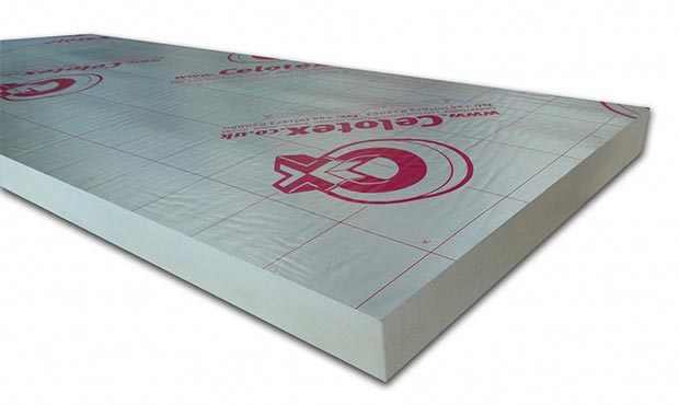 Celotex PIR board rigid foam