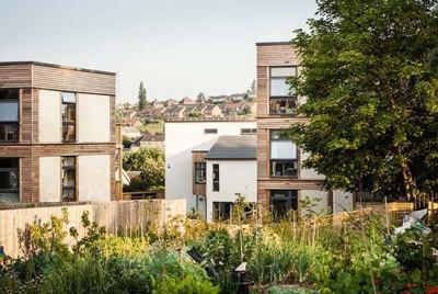 Lilac Co-housing project in Leeds