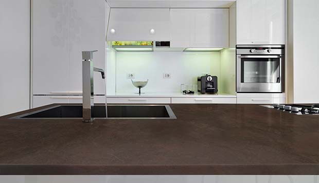 Dekton quartz composite worktop from Consentino worktops