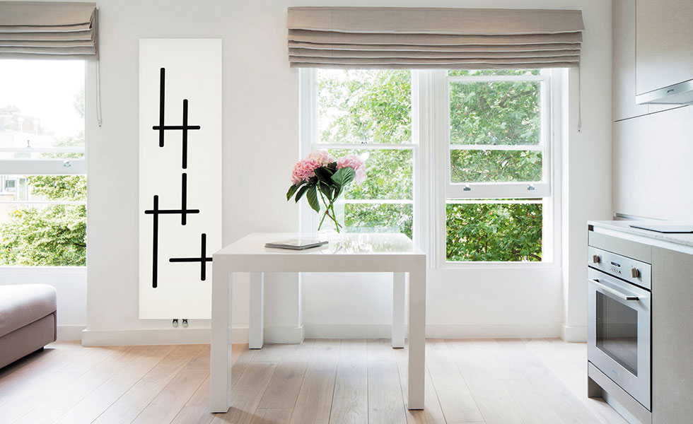 art radiator contemporary style interior