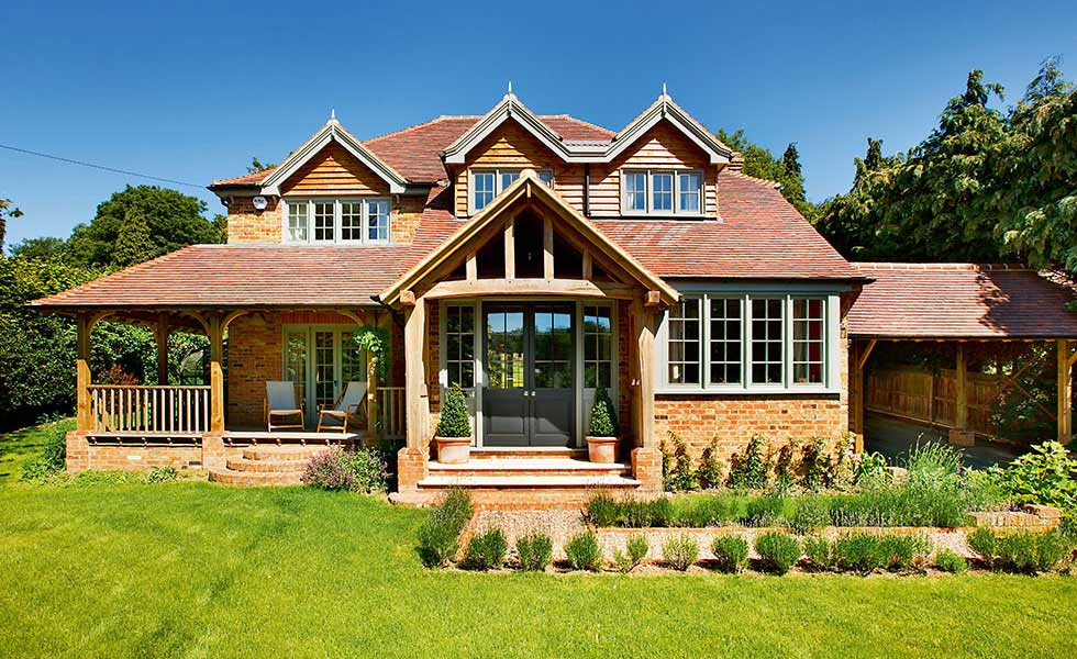 Verandas and Covered Outdoor Spaces | Homebuilding & Renovating