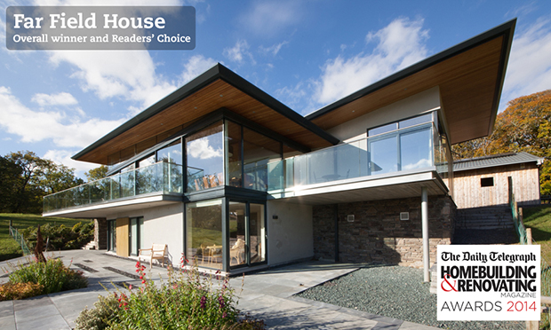 Far Field House Awards winner 2014 image
