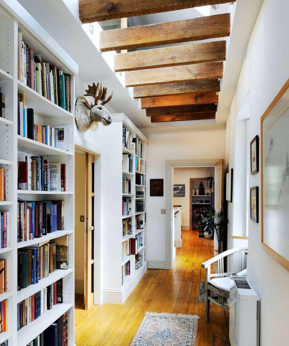 Homebuilding Renovating: Renovated Listed Farm Building