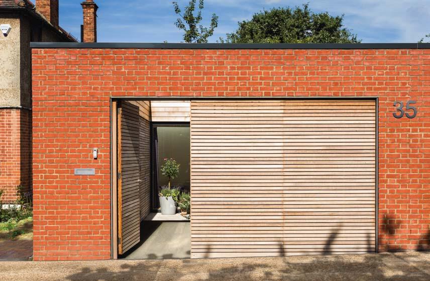 Internal courtyard by Designcubed