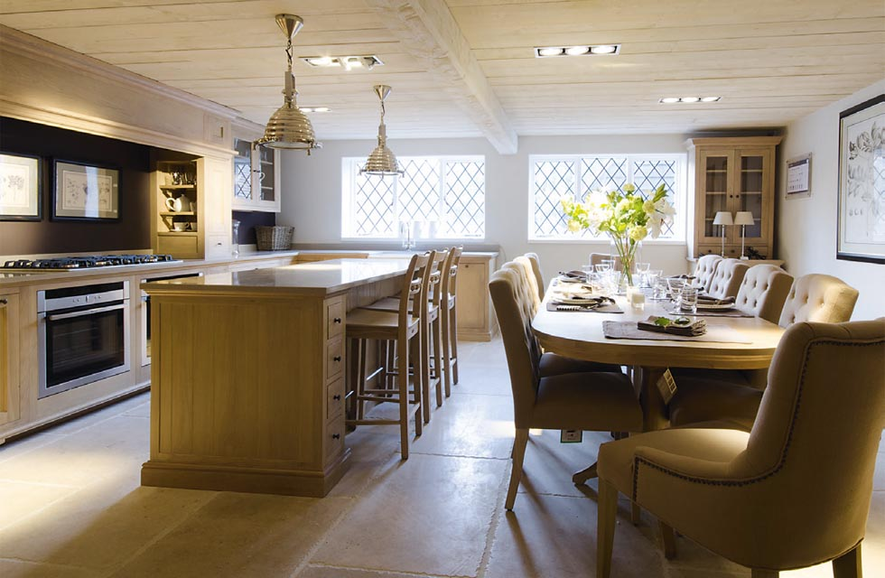 This Henley kitchen from Kit Stone costs £15,000