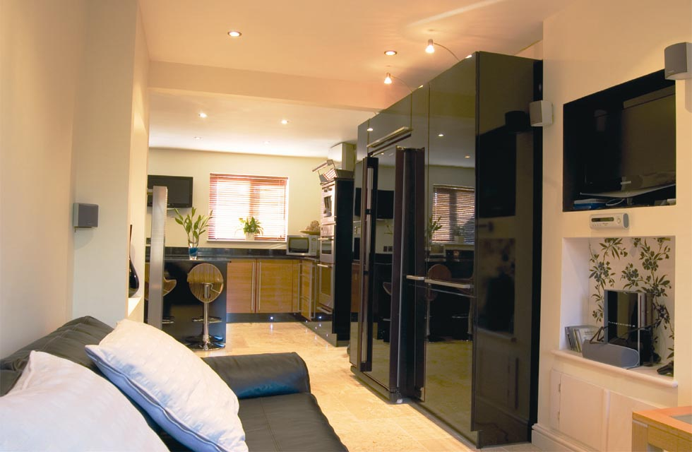 Garage conversion ideas homebuilding renovating for Converting a garage into a bedroom and bathroom