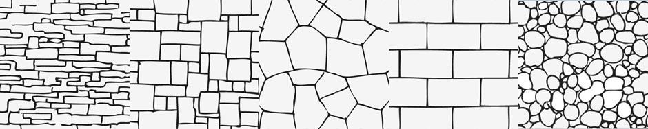 Stone Coursework Types