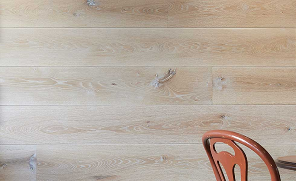 Floorboard cladding