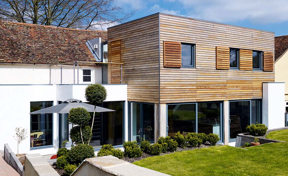 Extension by Beam Cottage Architect