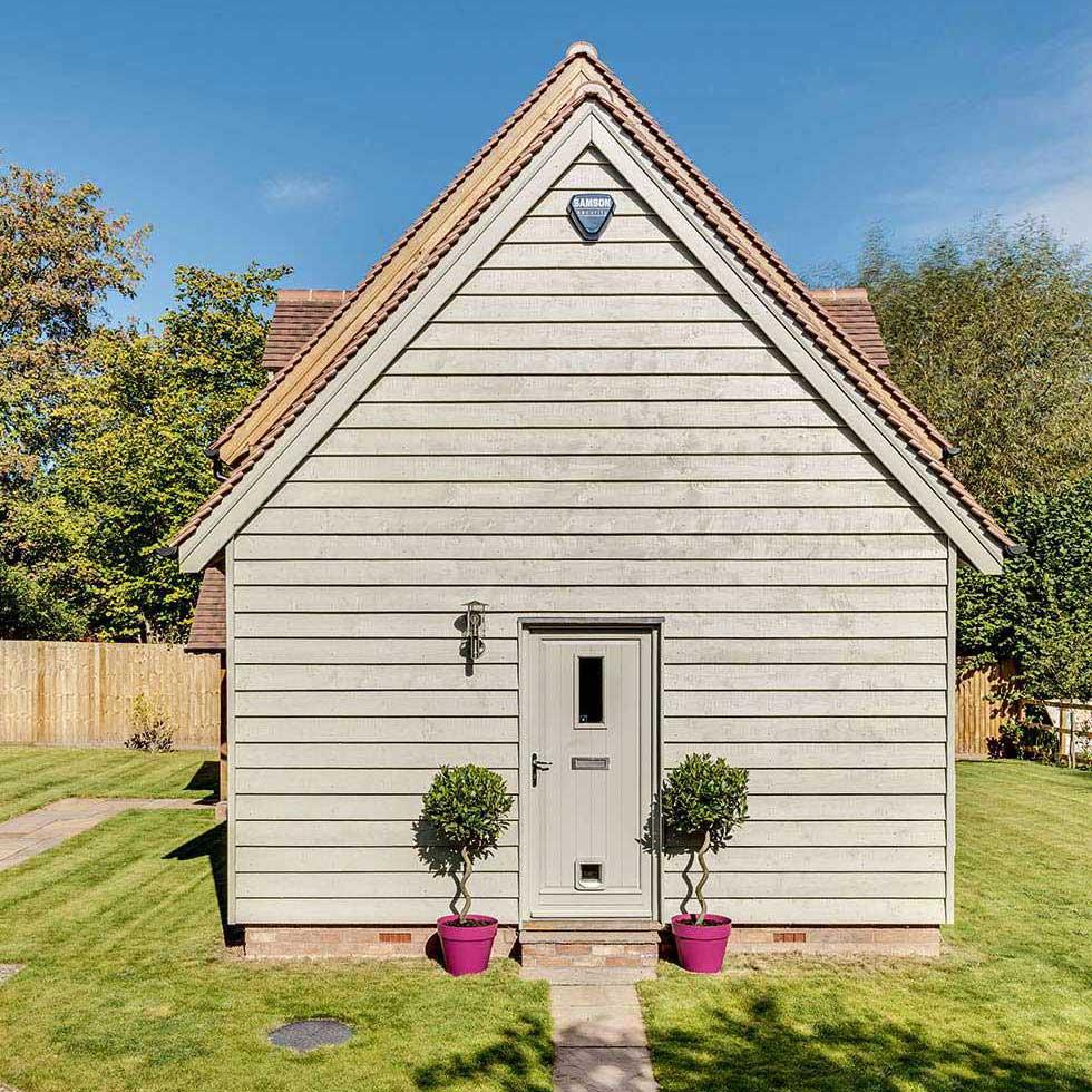 A 200k oak frame self build homebuilding renovating for Build a house for 200k