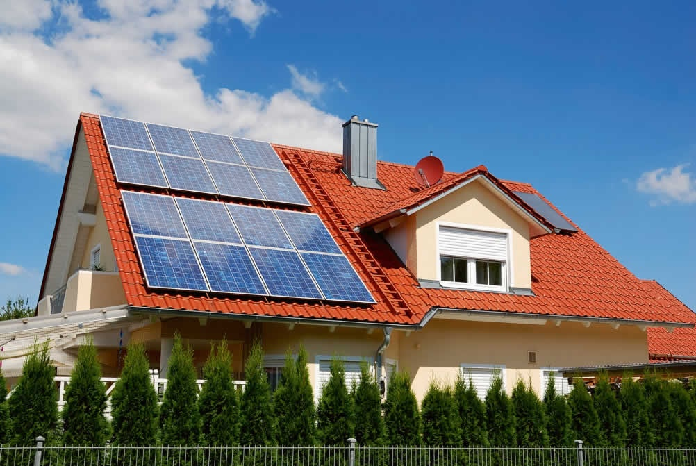 Solar Panels Thermal Or Pv Homebuilding Amp Renovating