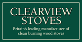 Clearview Stoves Logo