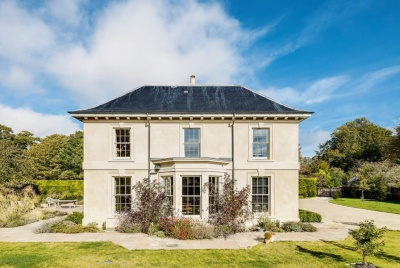 How To Build A Georgian Style Home Homebuilding Amp Renovating