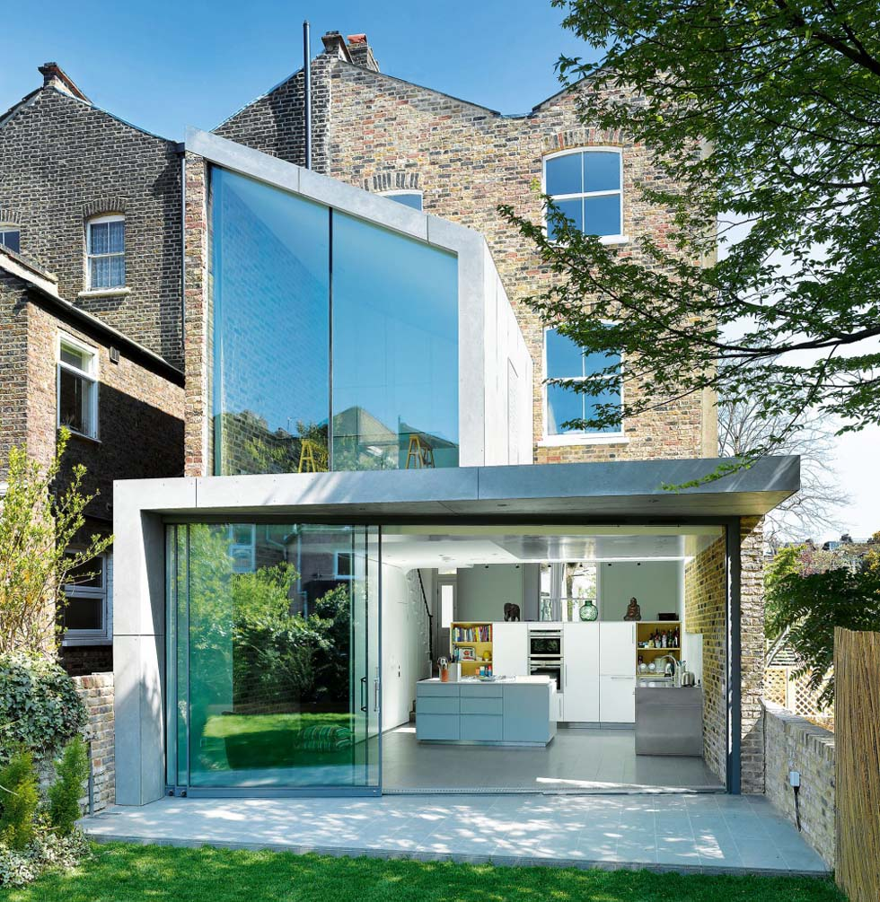 12 radical extension ideas homebuilding renovating for Homebuilding com