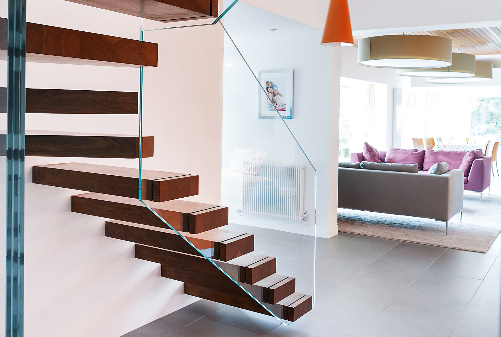 Cantilevered Staircases | Homebuilding & Renovating