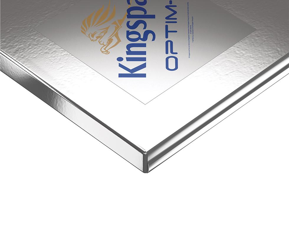 The Kingspan OPTIM-R vacuum insulation panel