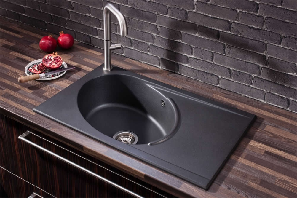 Awe Inspiring Kitchen Sink Buyers Guide Homebuilding Renovating Interior Design Ideas Tzicisoteloinfo