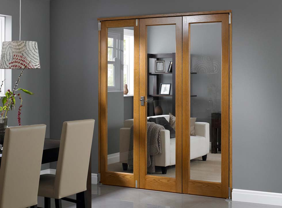 flat folding vufold inspire internal doors