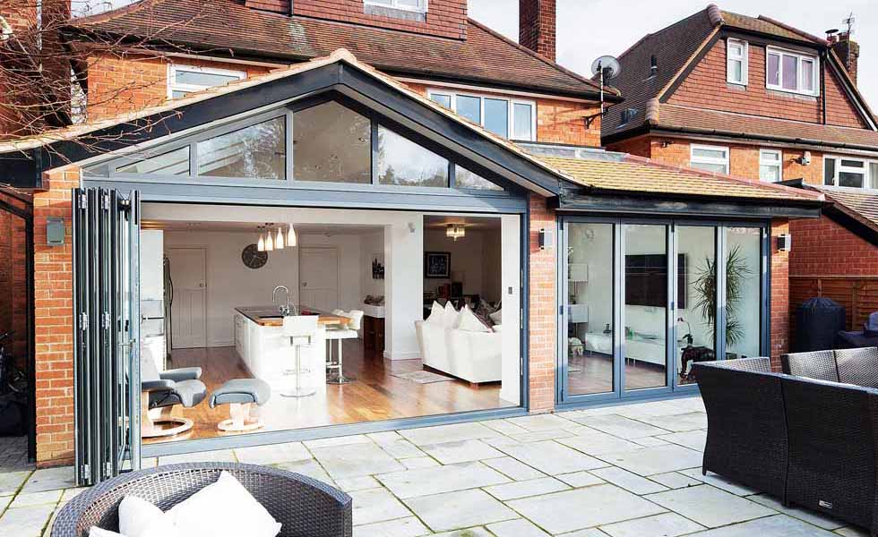 Single Storey Extension Design Ideas Homebuilding