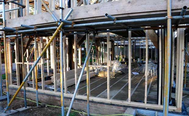 Softwood framework
