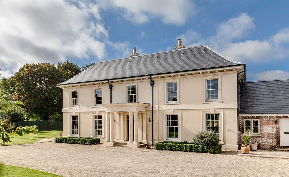 georgian style homes gallery homebuilding renovating