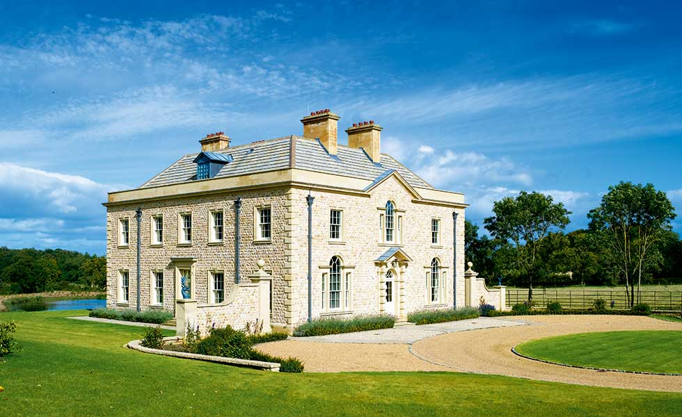 How To Build A Georgian Style Home Homebuilding Renovating