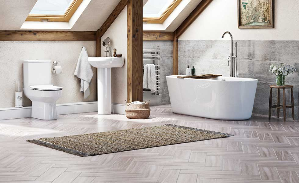 family bathroom design considerations to make homebuilding