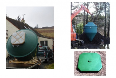 We Build it Ltd - Bio-Pure Sewage Treatment