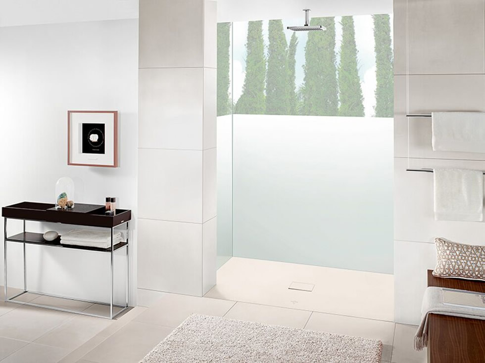 Their new Squaro Infinity Range, including the innovative Quaryl shower trays, a customisable solution for your bathroom renovation as they can be cut to size and tailored to fit any room.