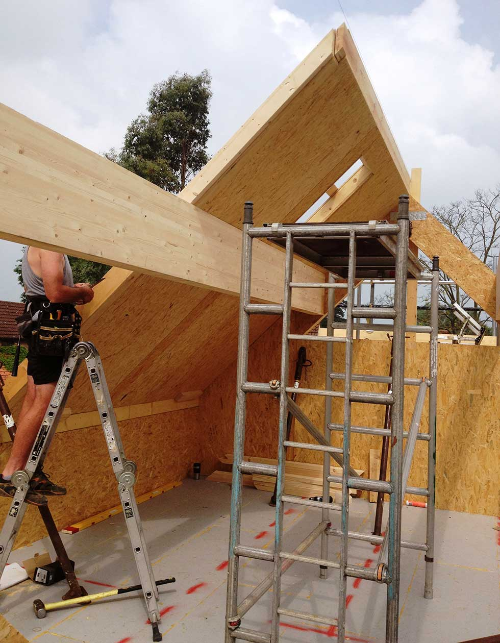 Choosing a build system the benefits of sips structural Building with sip