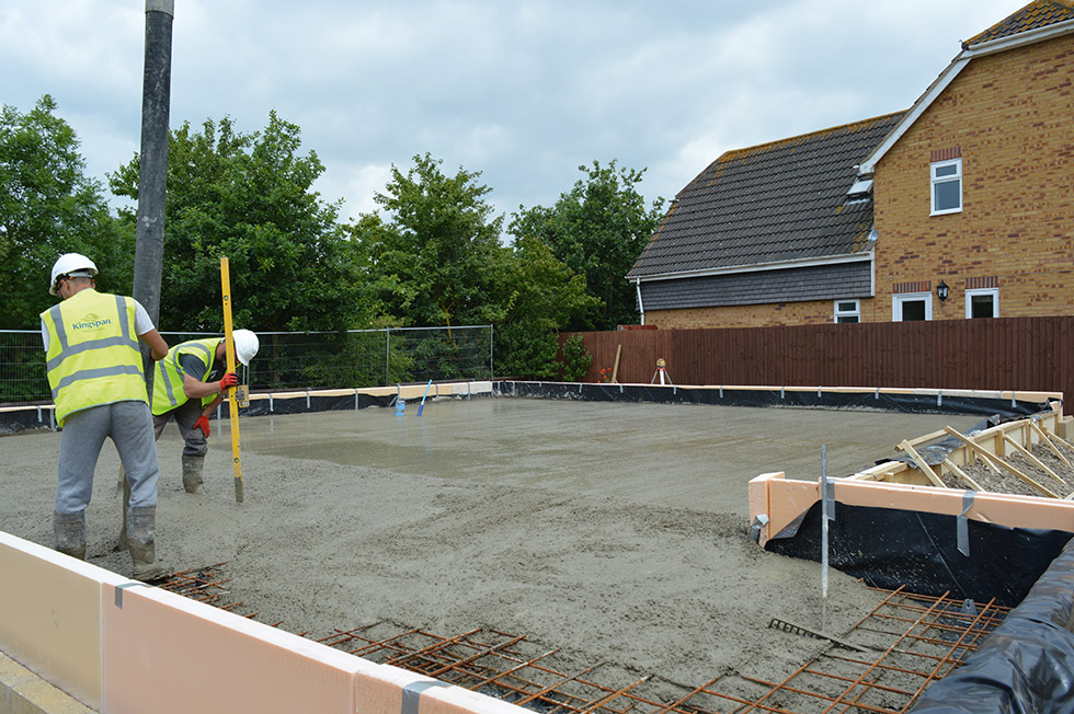 The Passivhaus Substructure: a Step-by-Step Guide