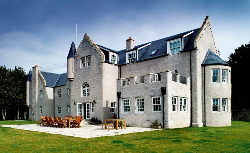 16 stunning scottish self builds homebuilding renovating rh homebuilding co uk Prefab Homes Kits Small Eco House Plans