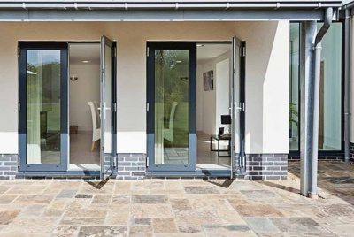 kloeber grey french doors