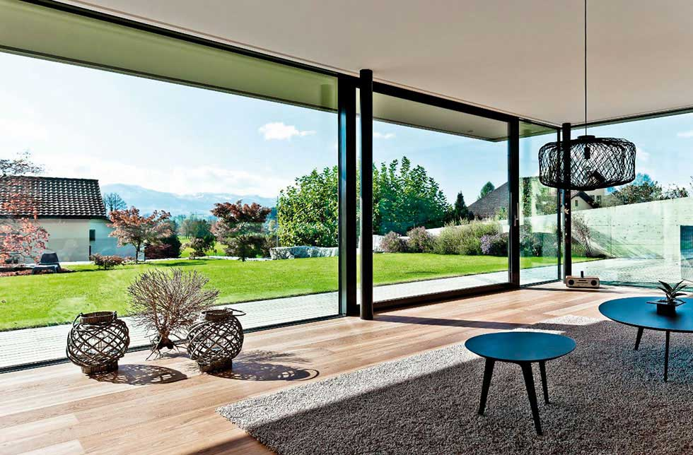 Sliding doors from The Aluminium Sliding Door & Window Co