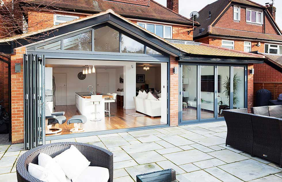 Patio Doors Bi Fold Sliding Or French Homebuilding Renovating