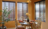 Plantation Pure wood blinds range come with a wide range of colour & stain finishes for you to choose from.
