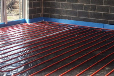 How to select the right Underfloor Heating System for you