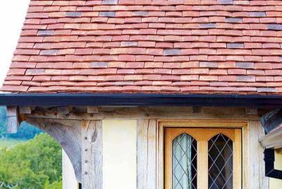 Wilkie heritage roof tiles