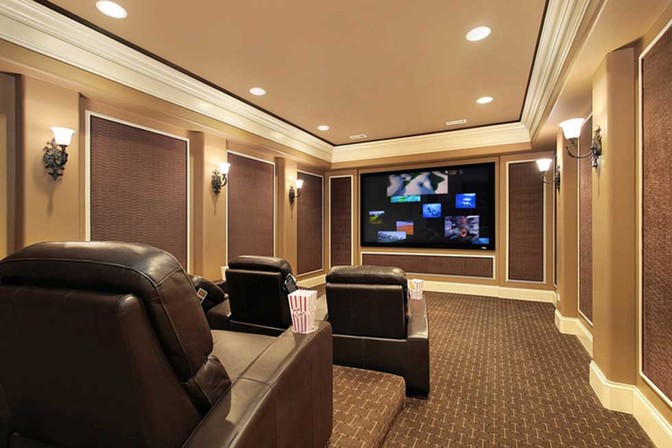 How To Create A Home Cinema Or Media Room | Homebuilding & Renovating
