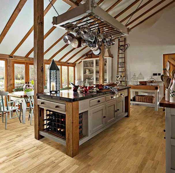 Kahrs oak sienna european naturals flooring
