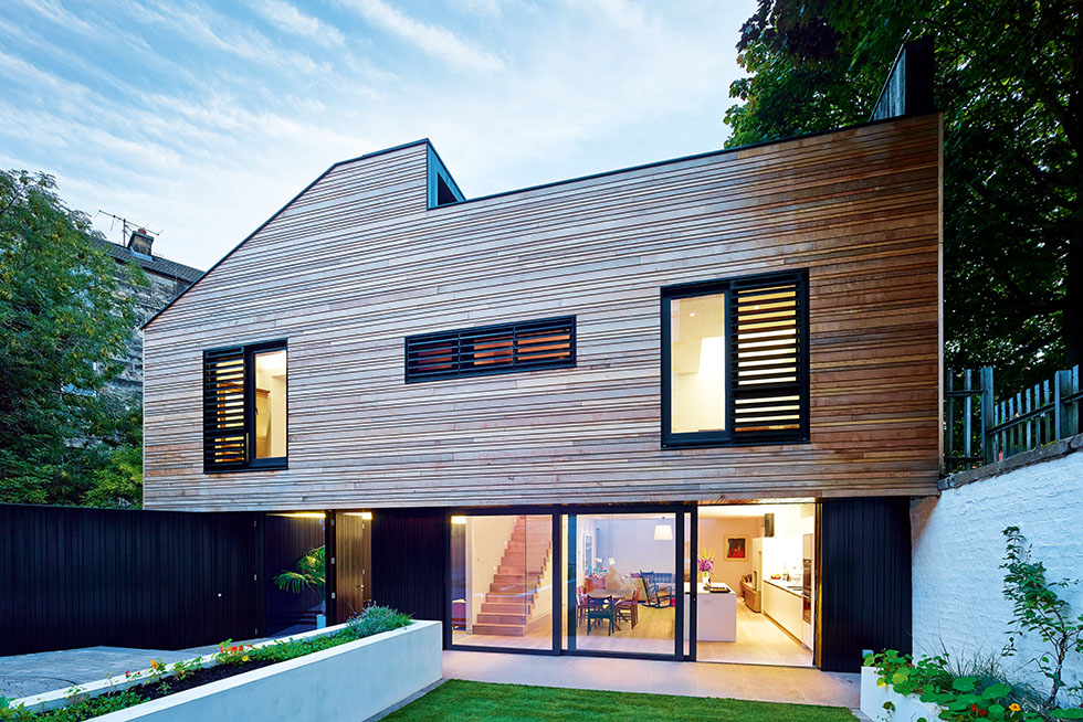 5 Dramatic External Makeovers Homebuilding Amp Renovating