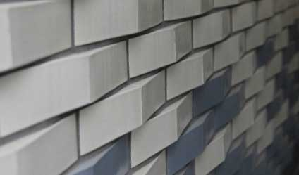 texture bricks in grey