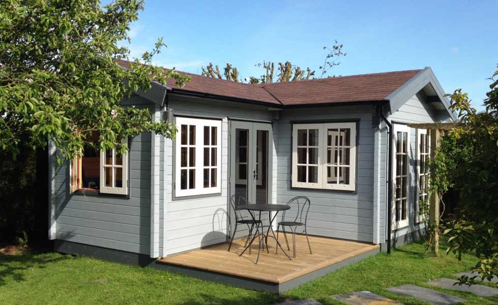 Log Cabins | Homebuilding & Renovating
