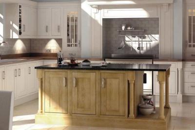 in-toto kitchens' Cheltenham range