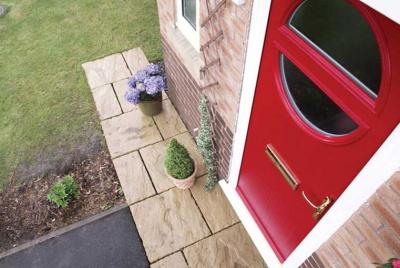 Solidor front door from Yorkshire Doors