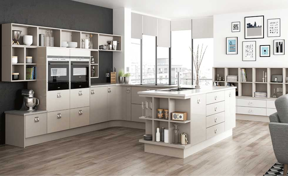 modern kitchens lifestyle kitchen