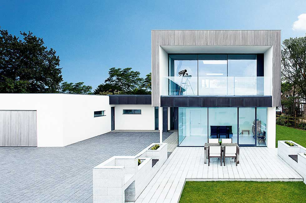 ultra modern accessible home