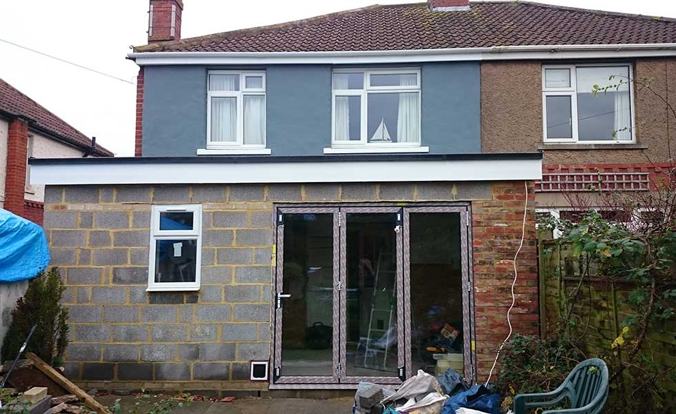 1930s Kitchen Extension Homebuilding Renovating