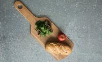 rose & grey kitchen accessories bead board